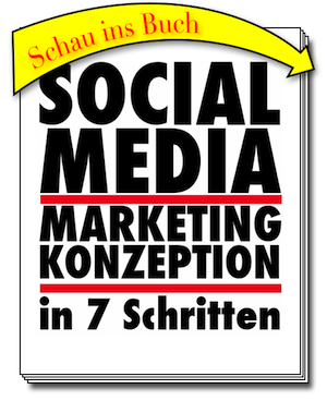 Das Social Media Marketing Konzept in 7 Schritten